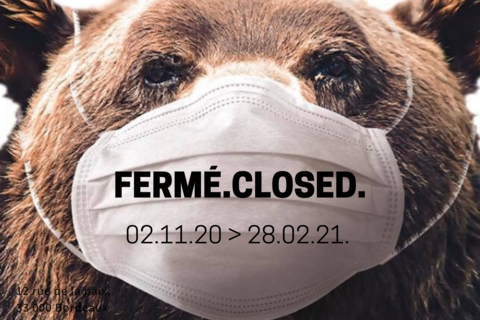 FERMÉ / CLOSED
